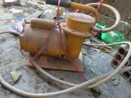 Vendo compressor motor pra lava jato