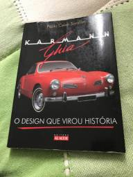 Livro Karmann Ghia o design que virou história