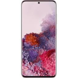 "Samsung Galaxy S20, 128gb, 8gb Ram, Tela 6.2"" Câmera Tripla 64MP+12MP+12MP"