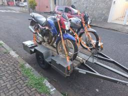 Título do anúncio: Carretinha para motos
