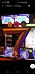 Chopeira 3 vias modelo torre 7  Memo