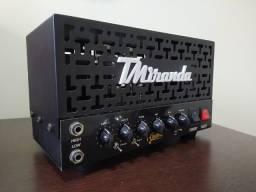 Amplificador Válvulado Tmiranda TClean 50w. GuitaseTimbres