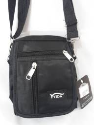 Bag shoulder ( mini bolsa unissex )