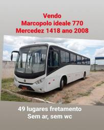 Marcopolo ideale 770 Mercedes 1418