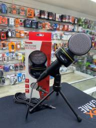 Microfone Top Com Entrada P2 Condensador