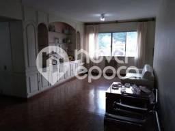 Apartamento à venda com 3 dormitórios em Grajaú, Rio de janeiro cod:AP3AP53098