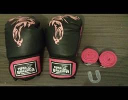 Título do anúncio: Luva de Box/ Muay Thai