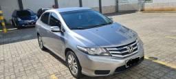 Título do anúncio: Honda City automatico  2013/13 com GNV