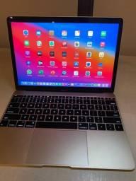 MacBook 12 polegadas 256gb em até 12x sem juros no cartão