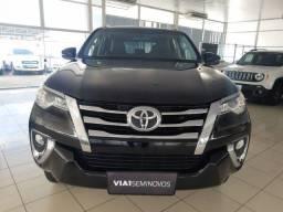 Título do anúncio: Toyota Hilux SW4 2.7 Flex SRV (7 lug) - 2019 - Impecável C/ Apenas 36.000km