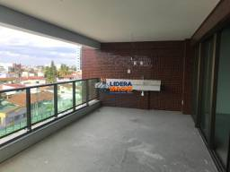 Apartamento Alto Padrão na Santa Mônica, 3 Suítes, Varanda Gourmet, no Maison Beau Rivage