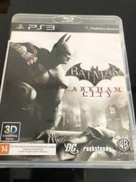 Jogo PlayStation 3 - Batman Arkham City