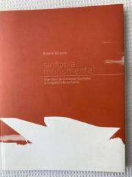 Livro Brasília 50 anos - Sinfonia Monumental