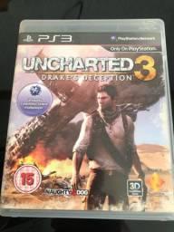Jogo PlayStation 3 - Uncharted 3