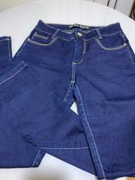 Título do anúncio: Calça jeans Blenk (nova), tam 40, excelente corte e acabamento.