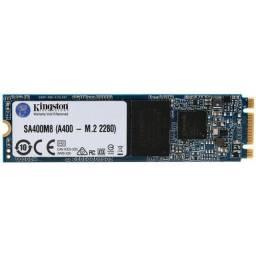 HD Kingston SSD M.2 SA400M8 120GB Novo Lacrado!