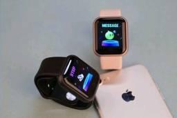 Título do anúncio: Relógio Smartwatch D20 NOVA VERSÃO COLOCA FOTO