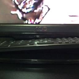 Monitor LED, AOC, PC e TV, 24?
