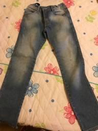 Calça Jeans meninos tam.14
