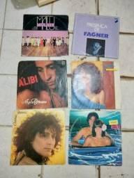 Lp's - Lote de discos de vinil variados (Valor do lote completo)