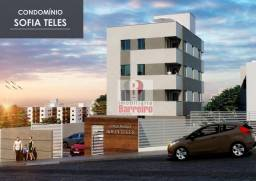 Cobertura com 2 dormitórios à venda, 104 m² por R$ 220.000 - Masterville - Sarzedo/MG