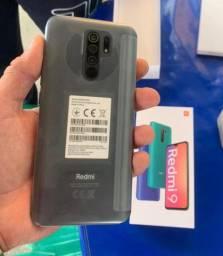 Xiaomi em oferta! Redmi 9 64gb 4gb ram lacrados