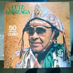 Disco de vinil Luiz Gonzaga