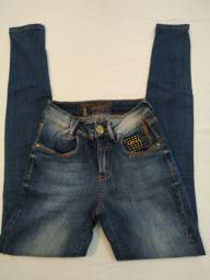Calça jeans feminina Skiny 34