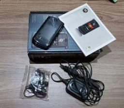 Motorola V8 RazR cinza chumbo