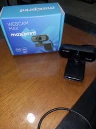 Título do anúncio: Webcam Maxprint
