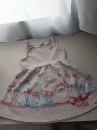 Vestido Rosa Tam 1