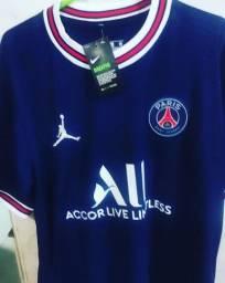 Título do anúncio: Camisa PSG MESSI