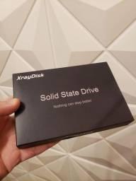 [Novo] Ssd 256gb Xraydisx sata 3 Black