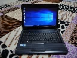 Título do anúncio: Notebook positivo Master HD 500 RAM 4 GB teclado bom com carregador