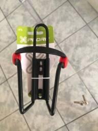 Título do anúncio: Suporte caramanhola squeeze garrafa bike