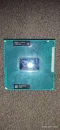 <br>Processador Intel® Core? i3-3120M<br><br>Cache 3M, 2.50 GHz<br><br>