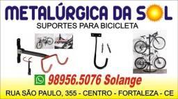 Título do anúncio: Canotes, Suporte de Parede, Desempenador de Aro para Bicicleta