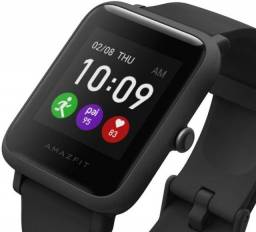 Relógio Ama zfit Bip S Lite - Charcoal Black