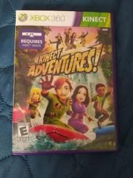 Jogo Kinect Adventures novo