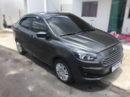 Ford KA SE PLUS sedan 2020 GNV