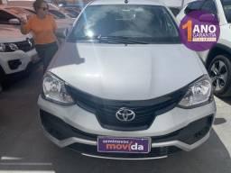 Título do anúncio: Toyota Etios X 1.3 (Flex)