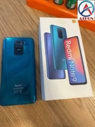 Redmi Note 9 - 64/128GB - Xiaomi