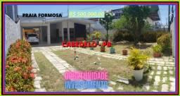 [Oportunidade] Excelente Casa Veraneio em Cabedelo Formosa TOP