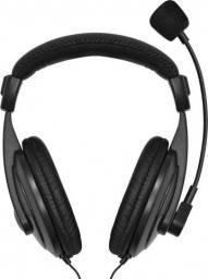 Título do anúncio: Fone Headset Go Play Fm35 Preto Com Microfone