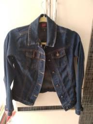 Título do anúncio: Jaqueta casaco jeans M