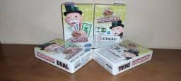 Título do anúncio: Jogo De Cartas Monopoly Deal - Hasbro - Em Português