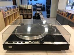 Toca discos Sansui SR-838 black piano