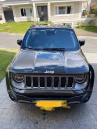 Título do anúncio: Jeep Renegade 1.8 flex Limited