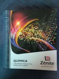 Título do anúncio: Livro de Química-Zênite Vestibular e Cursos. (NUNCA USADO)