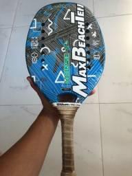 Título do anúncio: Raquete Max Beach Tennis